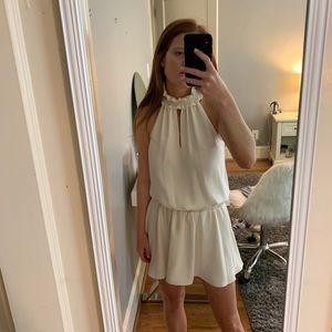 Amanda Uprichard Kimmie Dress in Ivory